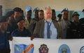 La MONUSCO forme les agents de la Police des mines de Lubumbashi