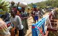 ITURI: MONUSCO Rehabilitates a vital bridge to promote trade and improve the population's safety