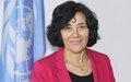 Leila Zerrougui prend ses fonctions de Représentante spéciale du Secrétaire général des Nations Unies en République démocratique du Congo
