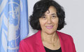 Déclaration de la porte-parole de la Représentante spéciale du Secrétaire général des Nations Unies en République démocratique du Congo suite à l'accident de la route meurtrier à Mbuba