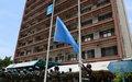 Message de Maman Sambo Sidikou, Représentant Spécial du Secrétaire Général des Nations Unies en RDC à l'occasion de la Journée Mondiale des Nations Unies