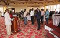 Les Journalistes réfléchissent aux moyens de faire des médias un 4e pouvoir en RDC