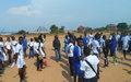 La Journée internationale de la Paix a été célébrée à Uvira