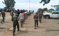Rapatriement de 124 ressortissants burundais par les autorités congolaises au Burundi.