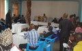 La Monusco organise un atelier sur la gestion pacifique des conflits liés à la transhumance à Uvira.