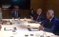 Une délégation du Groupe de soutien à la facilitation du dialogue national en RD Congo rencontre les dirigeants de l'opposition congolaise