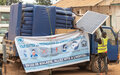 South-Kivu province : MONUSCO Has Provided the Provincial Government with Equipment to Fight COVID-19