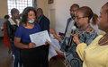 La MONUSCO prépare des jeunes filles de Bukavu au leadership féminin transformationnel