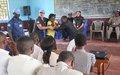 Lutte contre les violences sexuelles : UNPOL initie des étudiantes de Kalemie aux techniques de self-defense