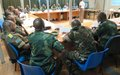 MONUSCO sensitizes the FARDC against the recruitment of children into armed groups