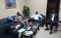 La Police MONUSCO et la Direction générale des migrations créent un cadre de coopération