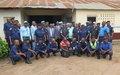 Processus électoral : la PNC formée à la gestion des grands évènements à Kalemie