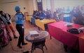 UNPOL, PNC, FARDC et la Société civile pour l'élimination des violences à l'égard des femmes