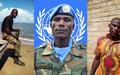 L'ONU honore Chancy Chitete, héros du maintien de la paix, tué en sauvant la vie d'un autre soldat