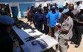 La Police MONUSCO appuie la PNC pour la sécurisation des camps de refugiés