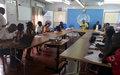 Les journalistes d'Uvira mieux outillés pour couvrir la campagne électorale