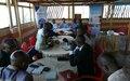 La MONUSCO encourage les partis politiques d'Uvira à préserver le climat de paix