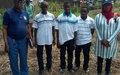 Province de l'Ituri : La MONUSCO finance un projet de création d'une savonnerie pour les ex-combattants