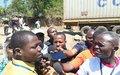 Uvira : La MONUSCO ouvre à la presse le chantier d'aménagement du pont Kawizi