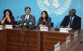 Conseil de sécurité à Kinshasa : «Notre visite a dépassé nos attentes».