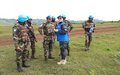 WIEM CHADLIA JRAD : Overflowing energy in the service of the United Nations Police in the DRC