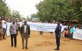 Sensitization of Youth on Pacification, Social Dialogue and Peaceful co-existence in Kibirizi – North Kivu