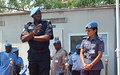 Arrivée à Kinshasa du nouvel adjoint au Commissaire de la Police MONUSCO