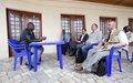 Une délégation de la Banque mondiale  en visite à Goma