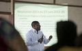 La MONUSCO face aux femmes du Nord Kivu sur son rôle dans cette province