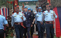 Indian Formed Police Unit-2 honored with the UN Peace Medal in Goma