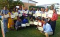 MONUSCO Trains its National Staff on Conflict Resolution Techniques