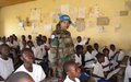 La MONUSCO facilite le bon déroulement des examens d'Etat au Nord Kivu