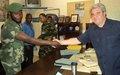 La MONUSCO salue la reddition d'un haut responsable de la milice FRPI