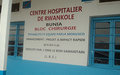 MONUSCO rehabilitates and equips hospital ward for women affected by fistula in Bunia