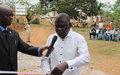 La MONUSCO dote la prison de Songololo (Bas-Congo) de deux nouveaux quartiers