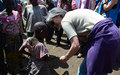 UN Assistant Secretary-General for Humanitarian Affairs visits DR Congo