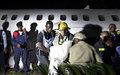 Plane crash in the city of Goma, MONUSCO comes to the rescue