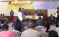 Journalists in Kisangani address challenges met by their Corporation