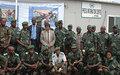 Nord Kivu : la MONUSCO forme les FARDC à la protection des civils