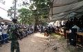 Des officiers supérieurs de l'armée congolaise poursuivis en justice