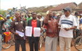 Civil Society Organization in Mbandaka, DRC organizes protest march for MONUSCO's significant presen
