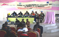A Day of Sensitization and Exchange on MONUSCO's Mandate