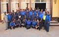 Les ateliers de sensibilisation de la PNC en intégration du genre dans la protection des civiles