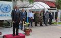 Arrival in Kinshasa of Maman Sambo Sidikou, new Head of MONUSCO