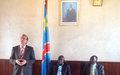 Fin de mission de Martin Kobler en RDC: Le Chef de la MONUSCO parle d'un bilan mitigé