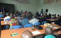 Mbandaka: les Secrétaires de Parquets à l'école du savoir