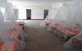MONUSCO builds new premises for women prisoners at the Uvira Central Prison