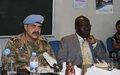 Quelques actions de la MONUSCO dans le Sud Kivu pendant la prise de Goma