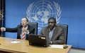 MONUSCO's Martin Kobler marks 100 days in office, discusses achievements with Internet users