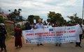 International Human Rights Day in Uvira